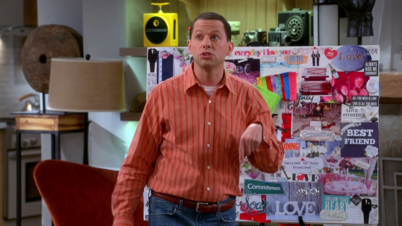 Two And A Half Men: What's All This?