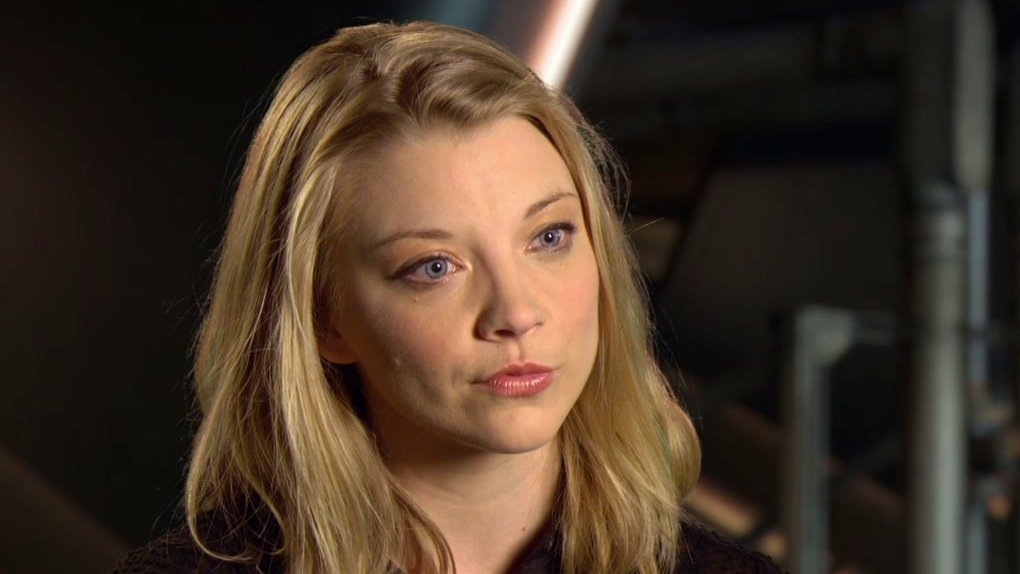 The Hunger Games: Mockingjay Part 1: Natalie Dormer On Her Character