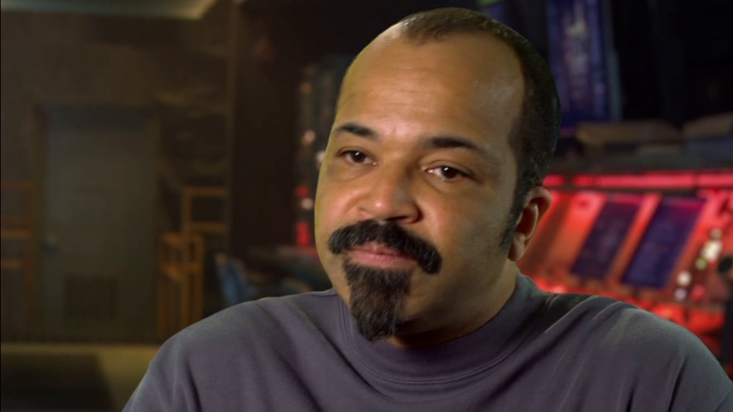 The Hunger Games: Mockingjay Part 1: Jeffrey Wright On His Character