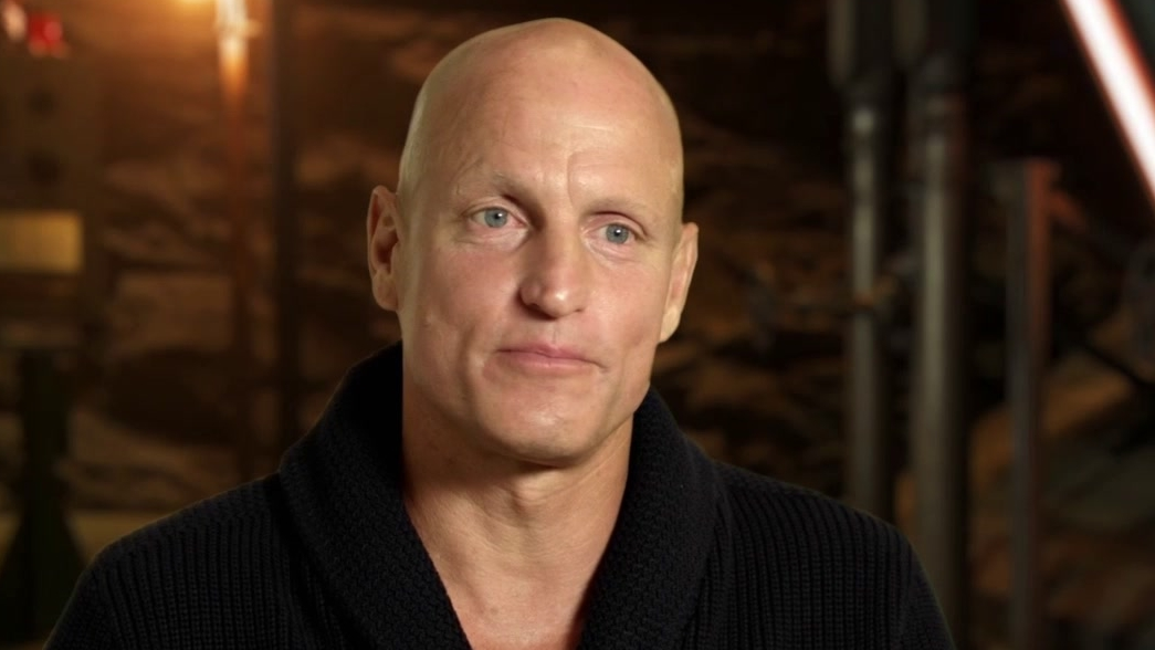 The Hunger Games: Mockingjay Part 1: Woody Harrelson On Why He's Excited To Be Back