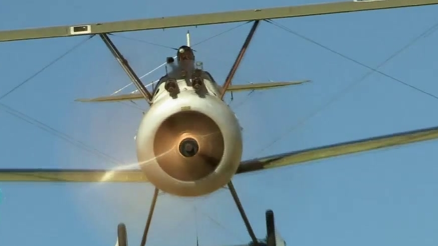 Nova: First Air War