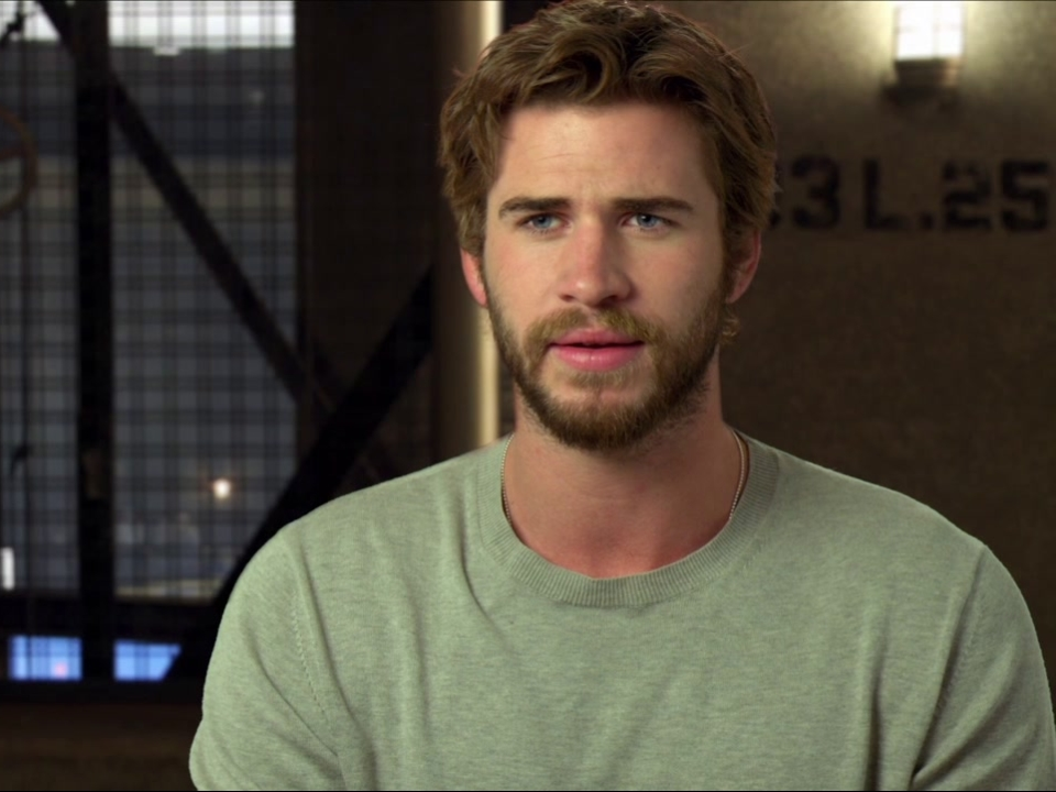The Hunger Games: Mockingjay Part 1: Liam Hemsworth On The Story