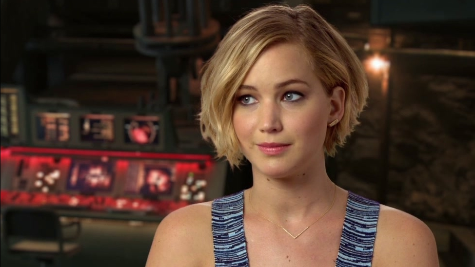 The Hunger Games: Mockingjay Part 1: Jennifer Lawrence On What Excited Her About This Film