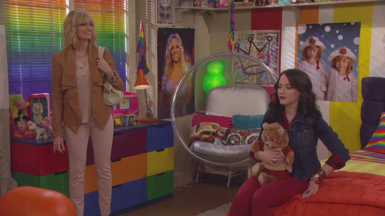 2 Broke Girls: And The Childhood Not Included