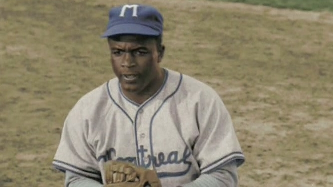 The Jackie Robinson Story (Trailer 1)