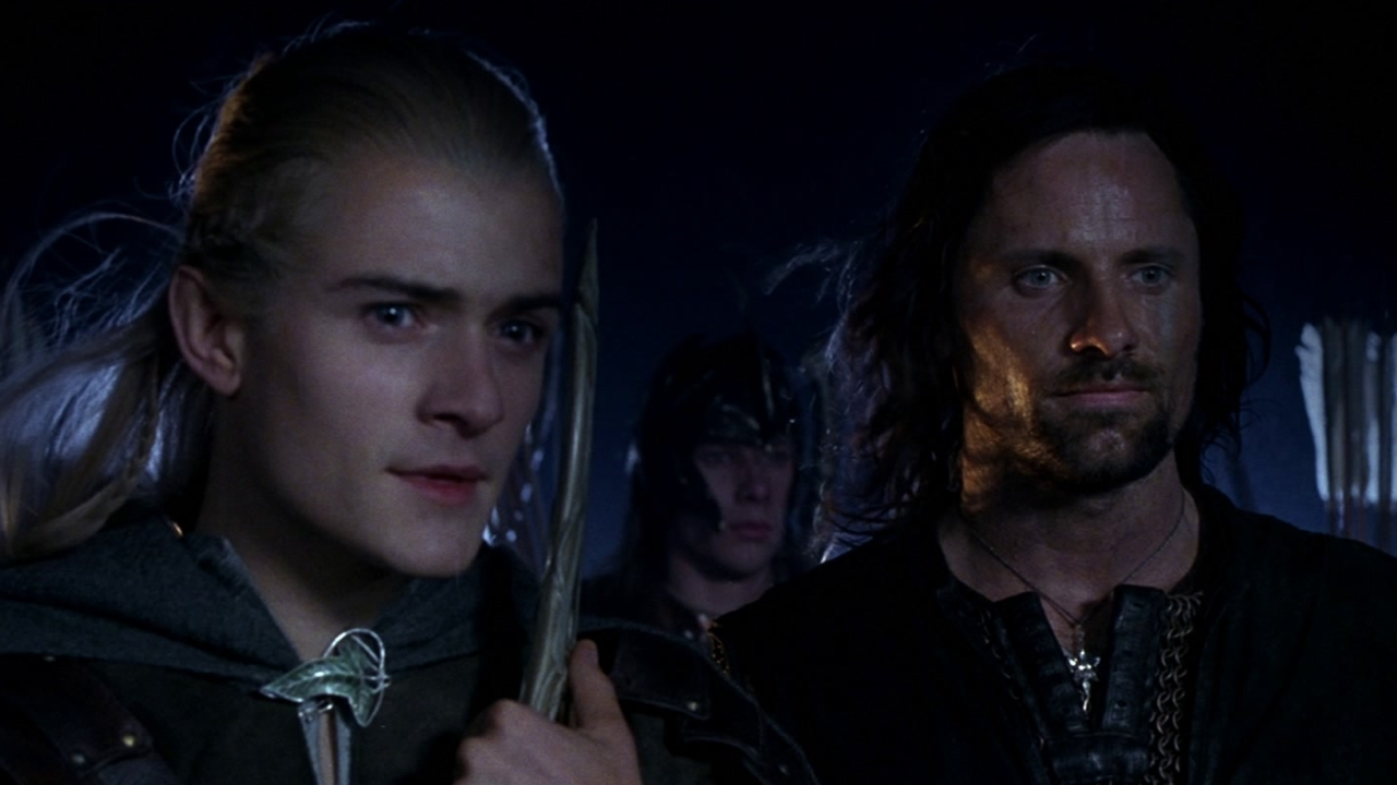 The Lord Of The Rings: The Two Towers (Trailer 1)
