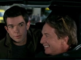 Mulaney: I Like To Show People My New York