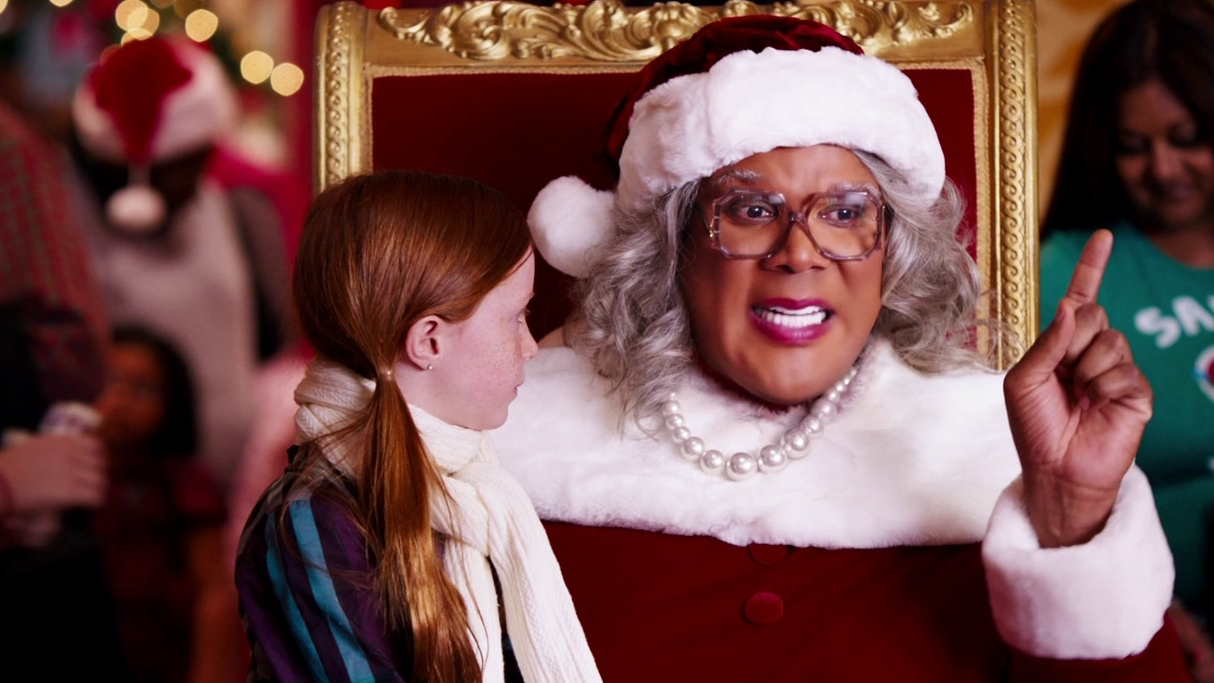 Tyler Perry's A Madea Christmas (Trailer 1)