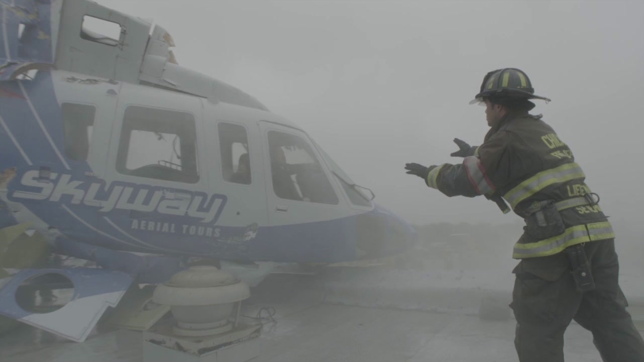 Chicago Fire: Chopper
