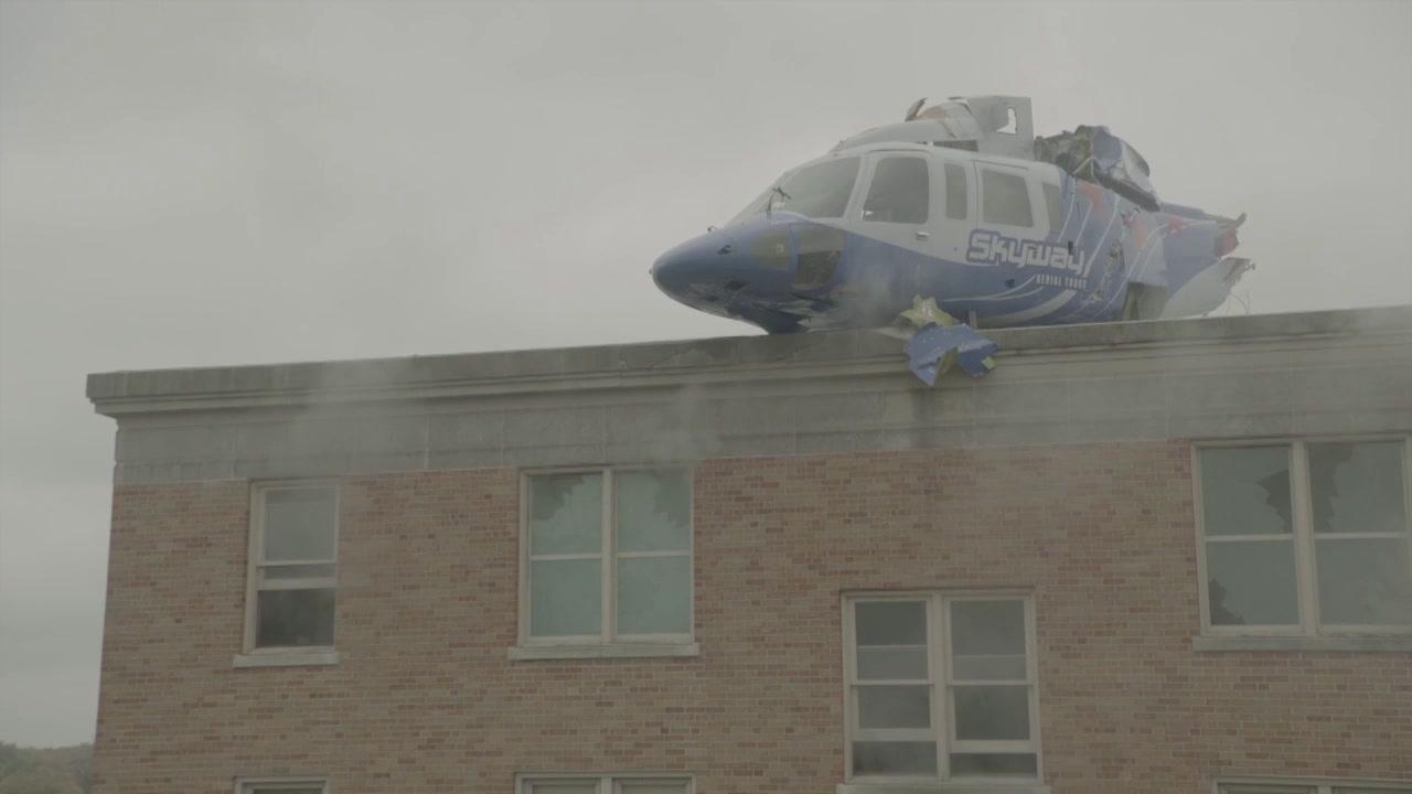 Chicago Fire: Ok Everybody Listen Up