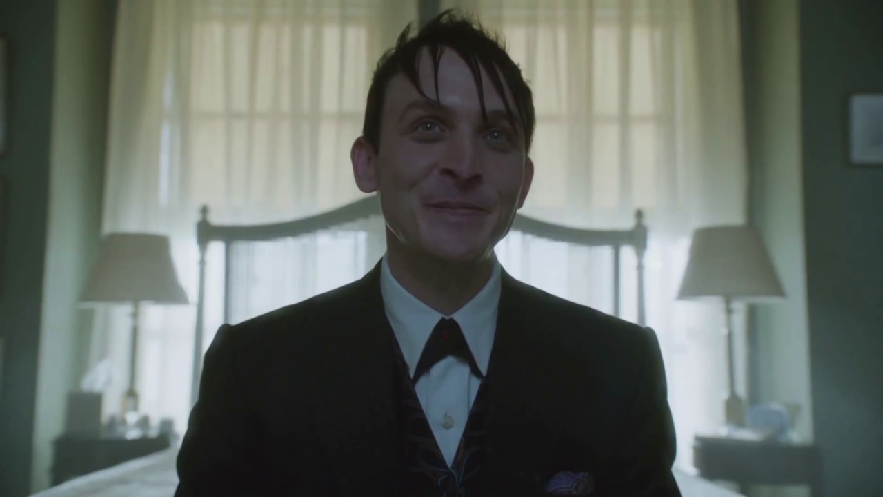 Gotham: Forgive Me For My Intrusion