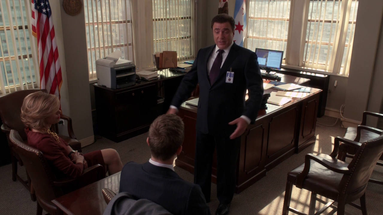 The Good Wife: Sticky Content