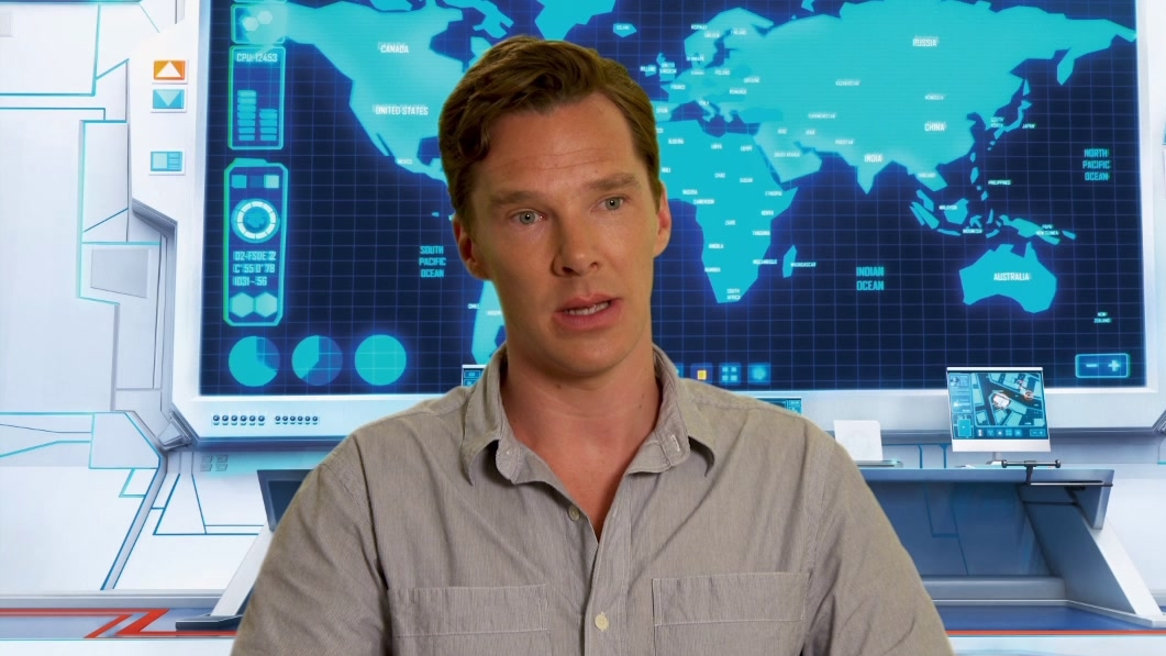 Penguins Of Madagascar: Benedict Cumberbatch On His Character