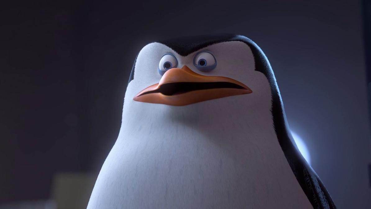 Penguins Of Madagascar: I Make My Own Options