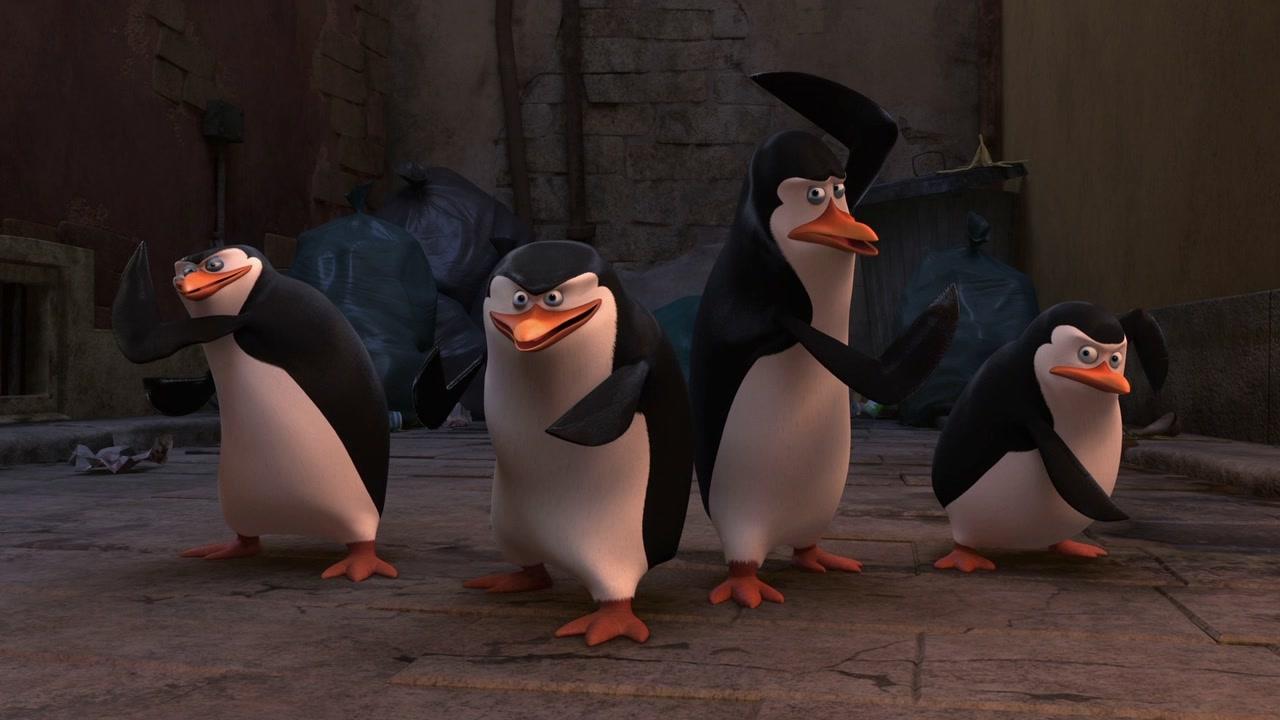 Penguins Of Madagascar: North Wind