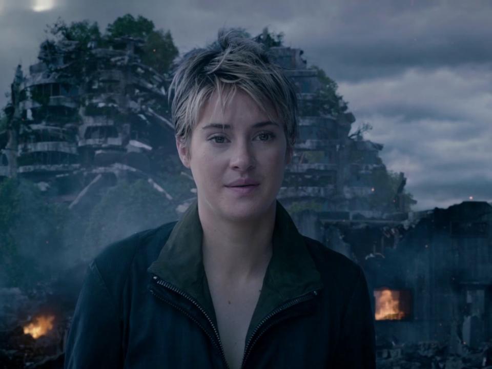 The Divergent Series: Insurgent (UK Trailer 1)