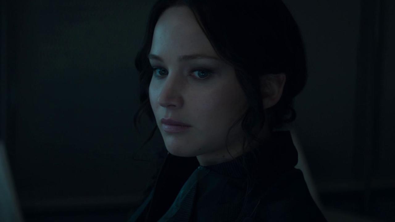 The Hunger Games: Mockingjay Part 1: Whiteboard