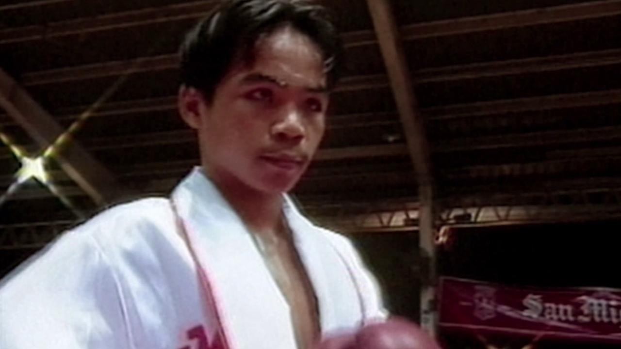 Manny: The Filipino Slugger