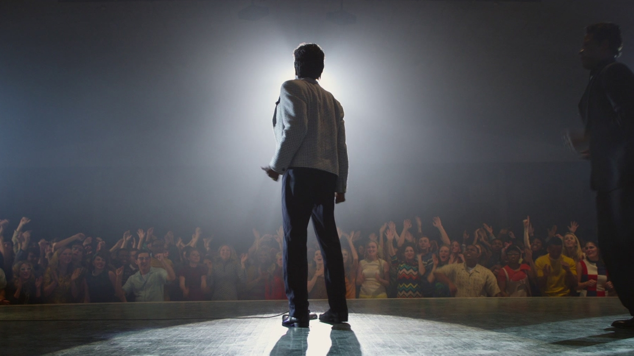 Get On Up: Charismatic