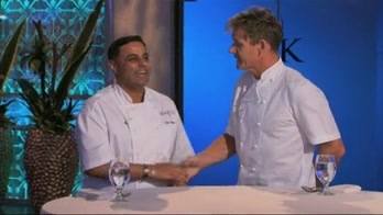 Hell's Kitchen: For Today's Challenge