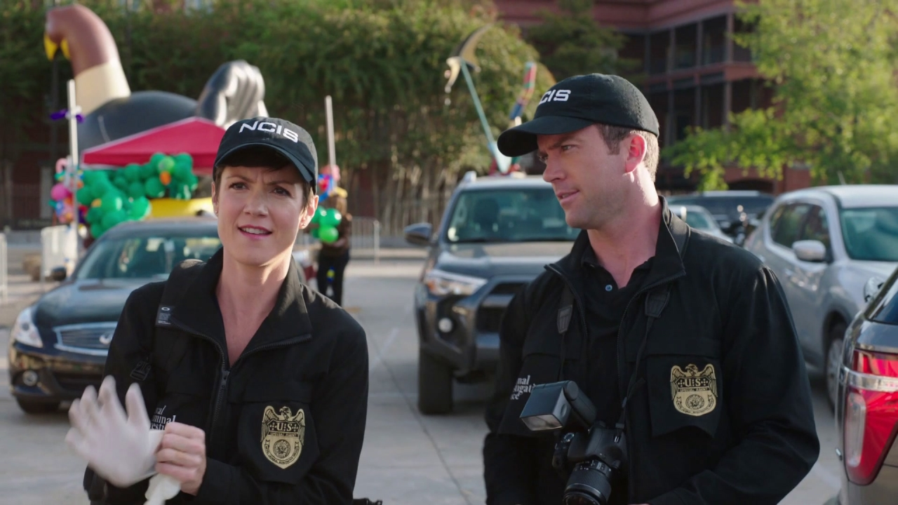 Ncis: New Orleans: Chasing Ghosts