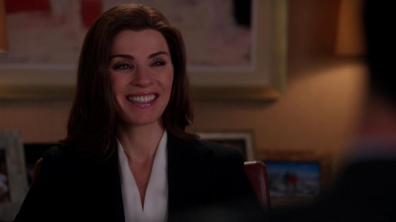 The Good Wife: Hi