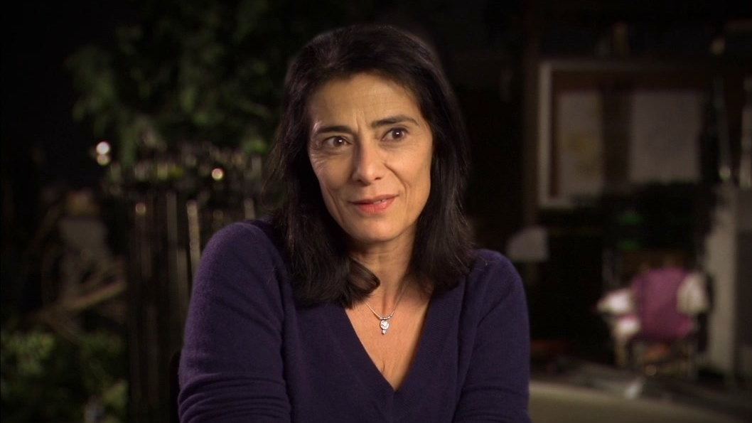 Exodus: Gods And Kings: Hiam Abbass On The Script