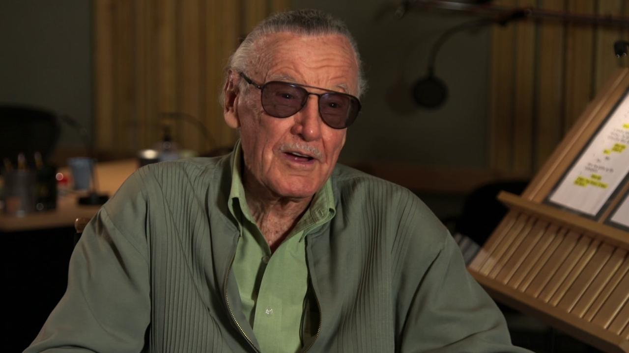 Big Hero 6: Stan Lee (Featurette)