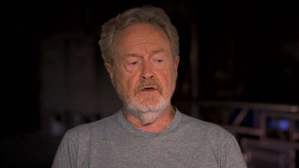 Exodus: Gods And Kings: Ridley Scott On The Film