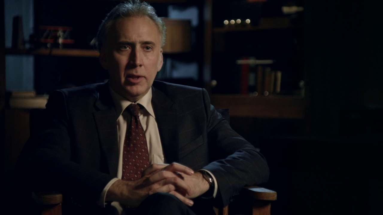 Dying Of The Light: Nicolas Cage On Preparing For The Role