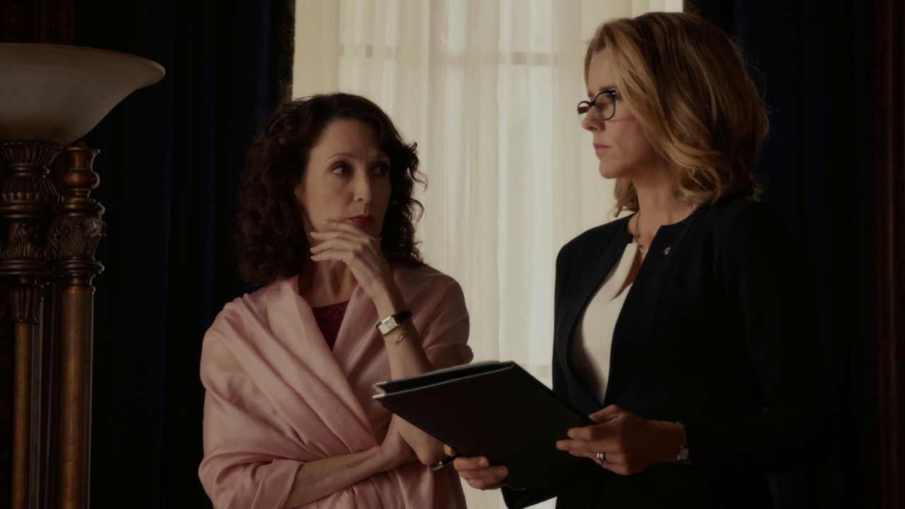 Madam Secretary: Game On