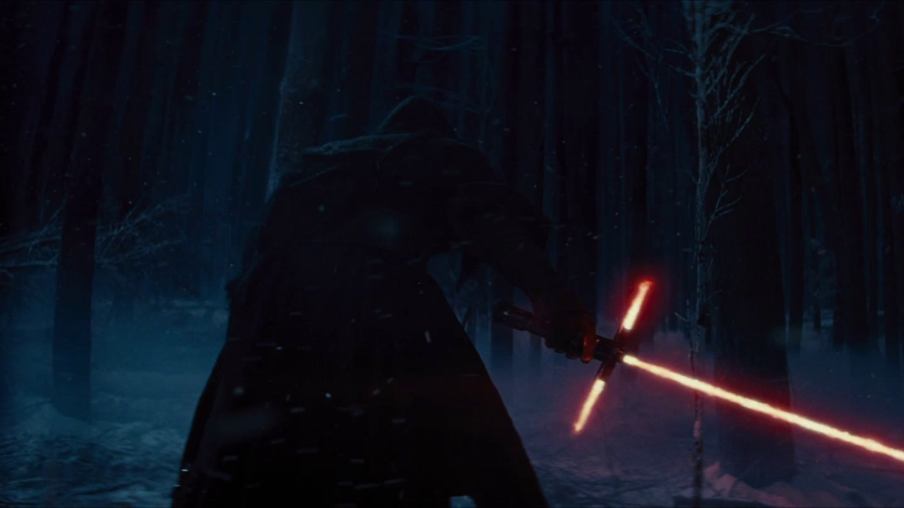 Star Wars: The Force Awakens (UK Teaser 1)