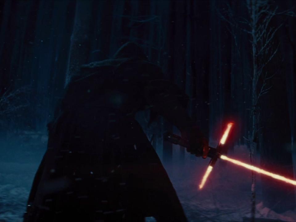 Star Wars: The Force Awakens (UK Teaser 1)
