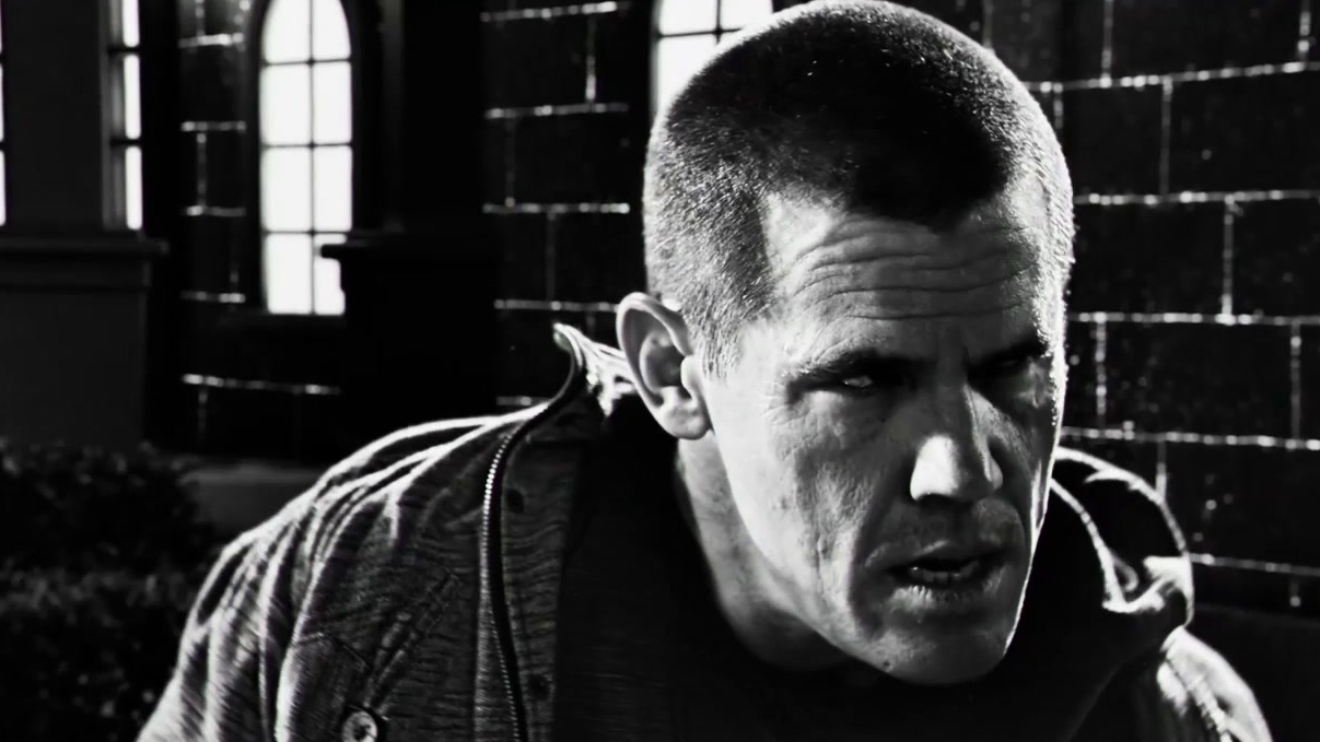 Sin City: A Dame To Kill For: Actors Doing Their Own Stunts