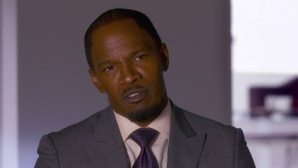 Annie: Jamie Foxx On Why He Did The Film