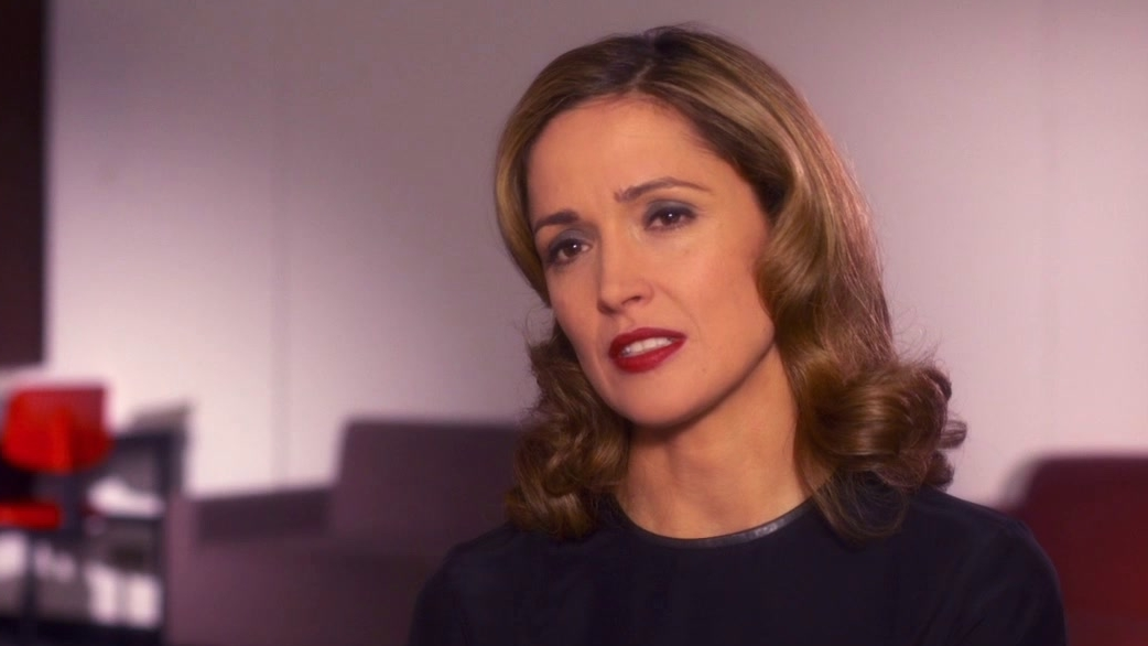 Annie: Rose Byrne On The Appeal Of Annie