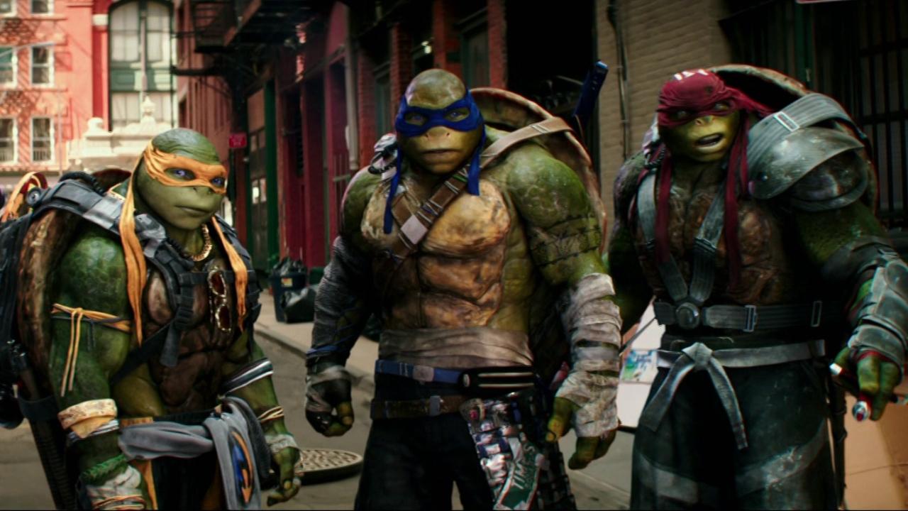 Teenage Mutant Ninja Turtles: Out Of The Shadows (Trailer 1)