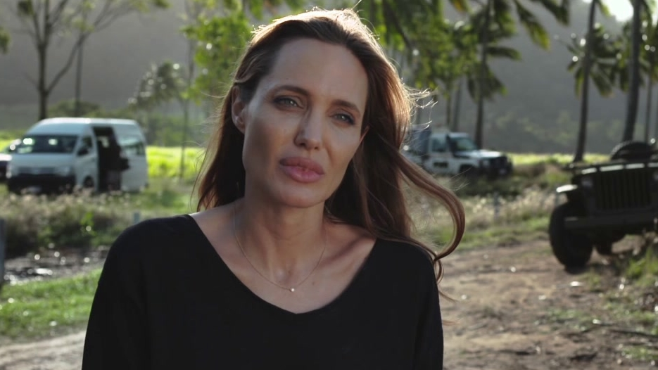 Unbroken: Angelina Jolie On The Importance Of Directing Unbroken
