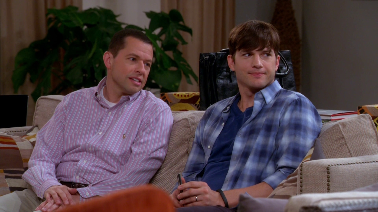 Two And A Half Men: Alan Shot A Little Girl