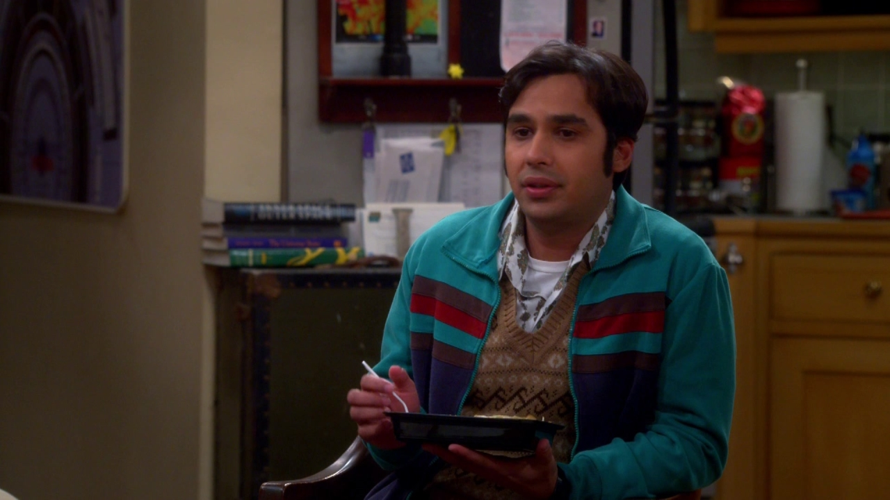 The Big Bang Theory: How Are Things Going With Your Parents?