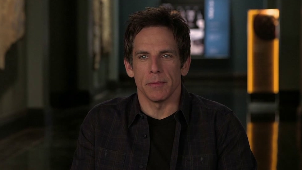 Night At The Museum: Secret Of The Tomb: Ben Stiller On Bonding With The Old Cast