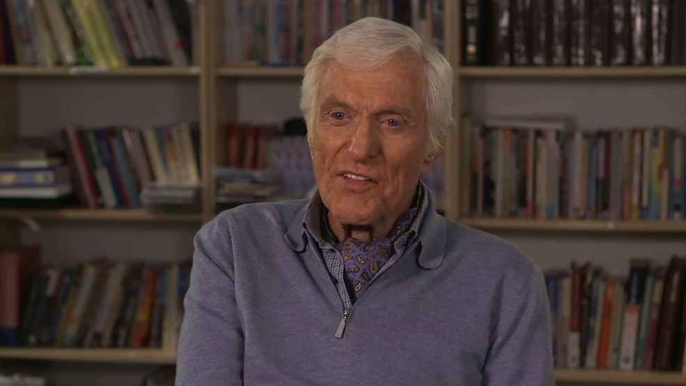 Night At The Museum: Secret Of The Tomb: Dick Van Dyke On Working With Ben