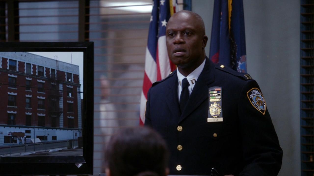 Brooklyn Nine-Nine: Stakeout