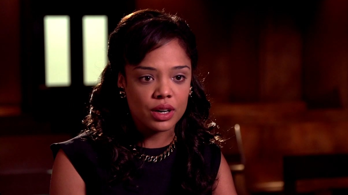 Selma: Tessa Thompson On Becoming Involved With The Project