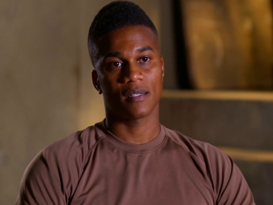 American Sniper: Cory Hardrict On What The Film Is About