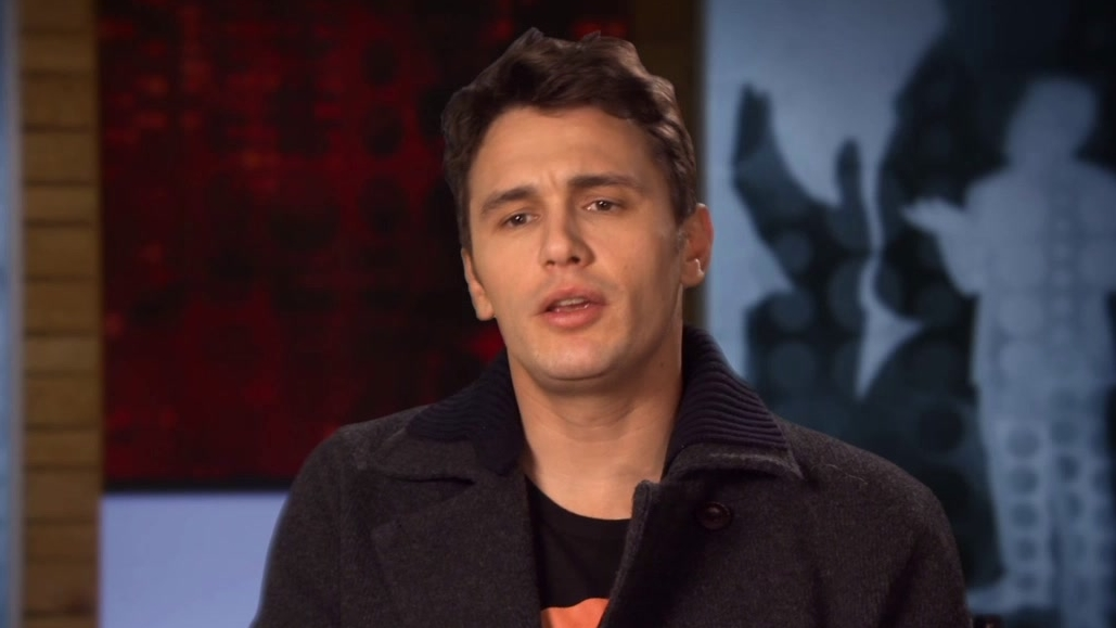 The Interview: James Franco On His Character