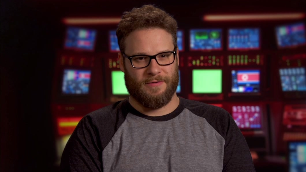 The Interview: Seth Rogen On His Character