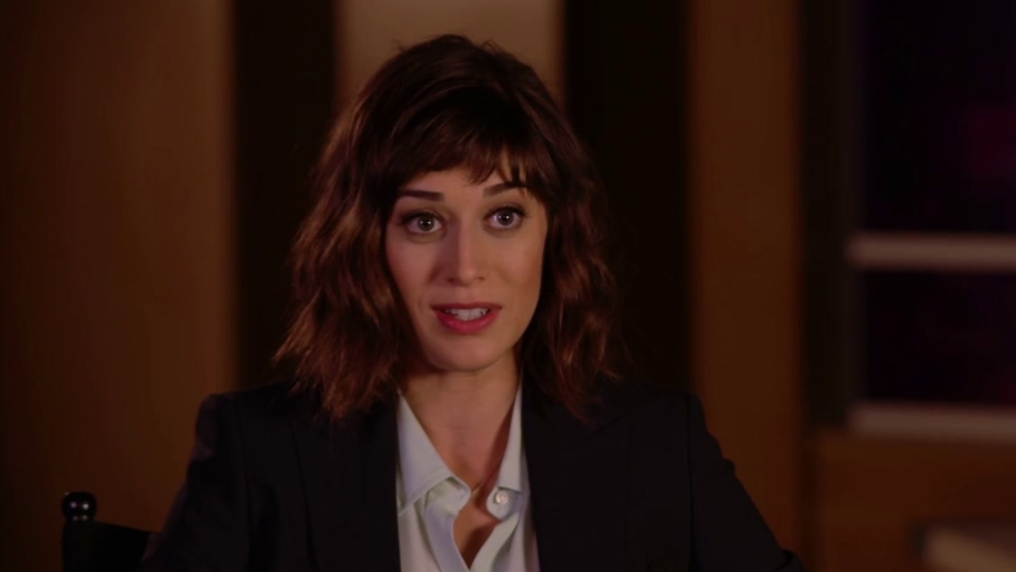 The Interview: Lizzy Caplan On Her Character Being Fresh And New