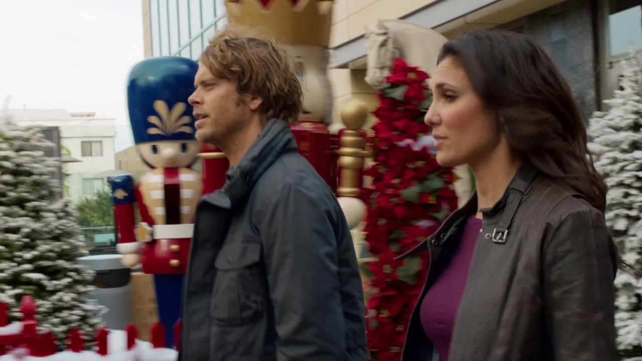 Ncis: Los Angeles: We Should Probably Interview Joelle