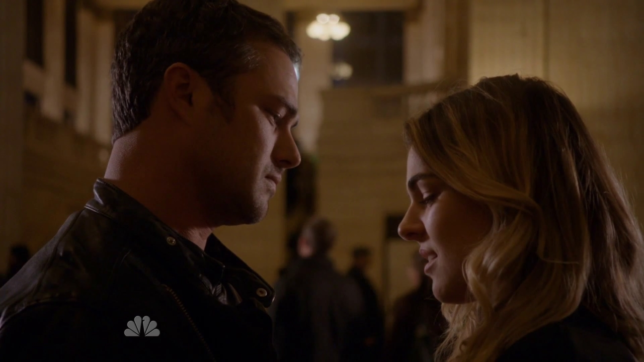 Chicago Fire: Severide And Brittany Say Goodbye